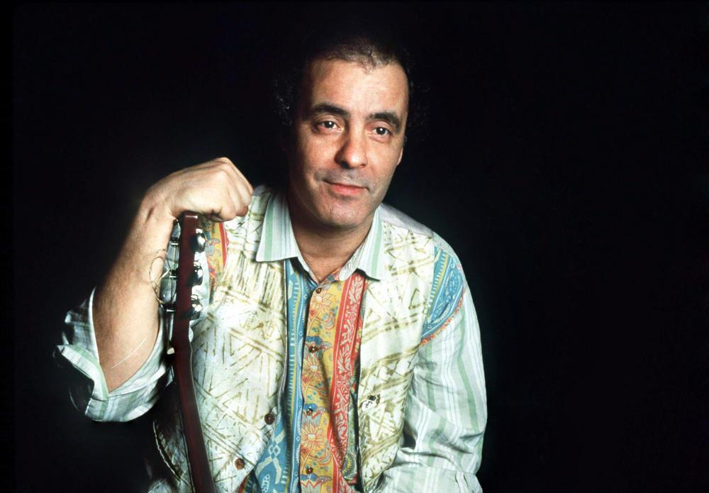 Musique Journal -  Djamel Allam et la grande époque du prog-rock kabyle