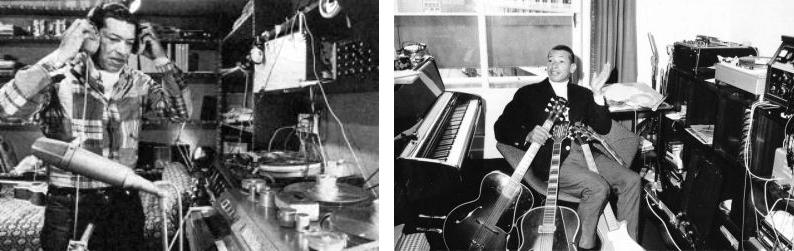 Musique Journal -  Miniatures (1/7) : Henri Salvador décalque Disney