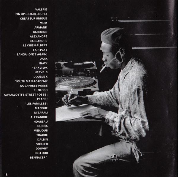Musique Journal -  Si le rap excelle, le jazz en est l'étincelle: le premier classique de Solaar est enfin sur les plateformes